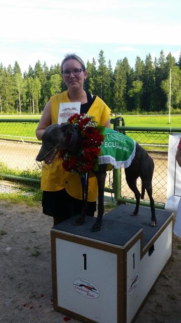 Braka 2015 EGU open winner